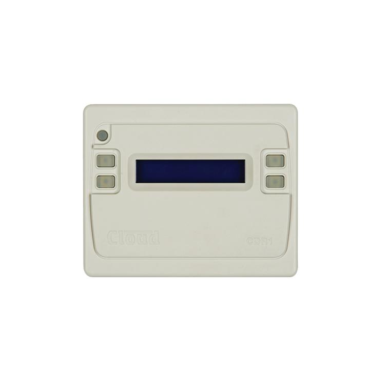 CDR-1W Remote Music Source / Volume Select Panel in White (DCM-1)