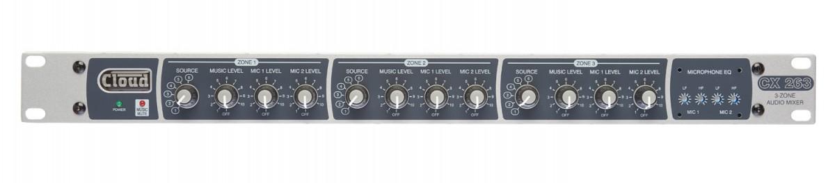 CX263 3 Zone Mixer