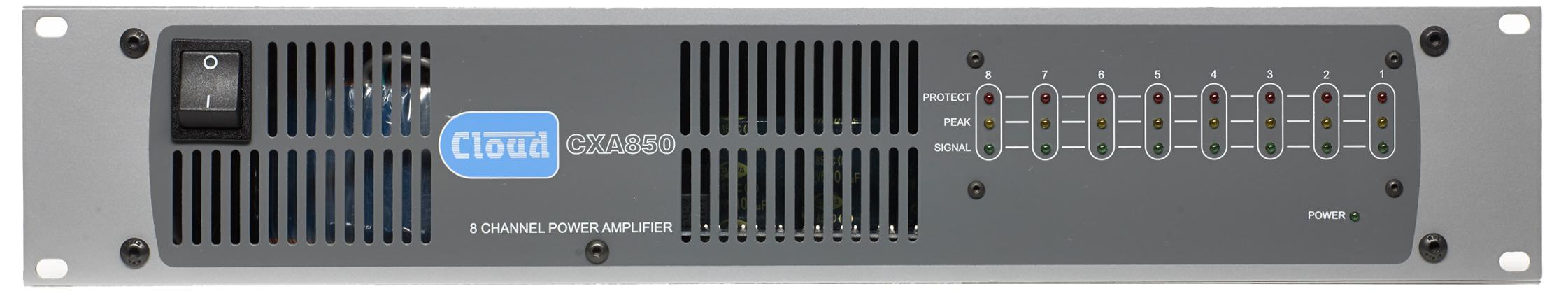 CXA850 8 x 50W Amplifier