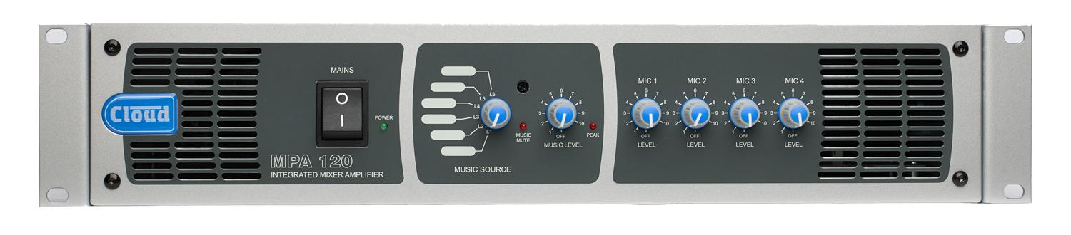 MPA120 120W Mixer Amplifier