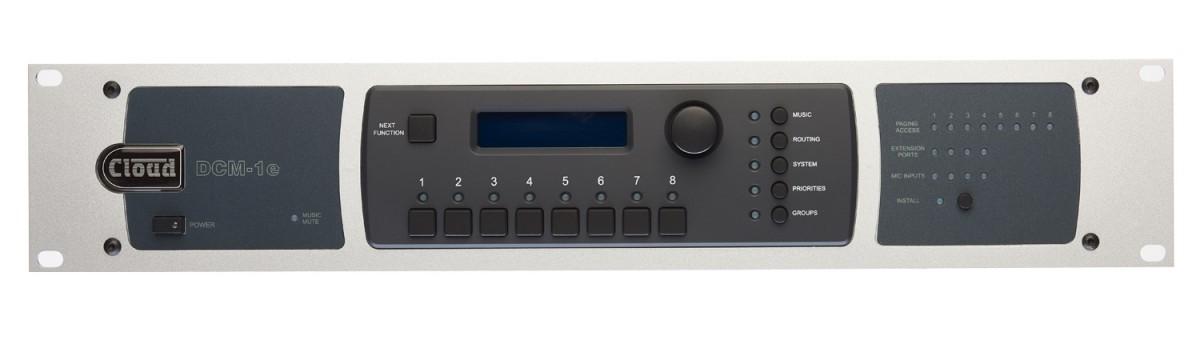 DCM1e Ethernet Digital Control Zone Mixer