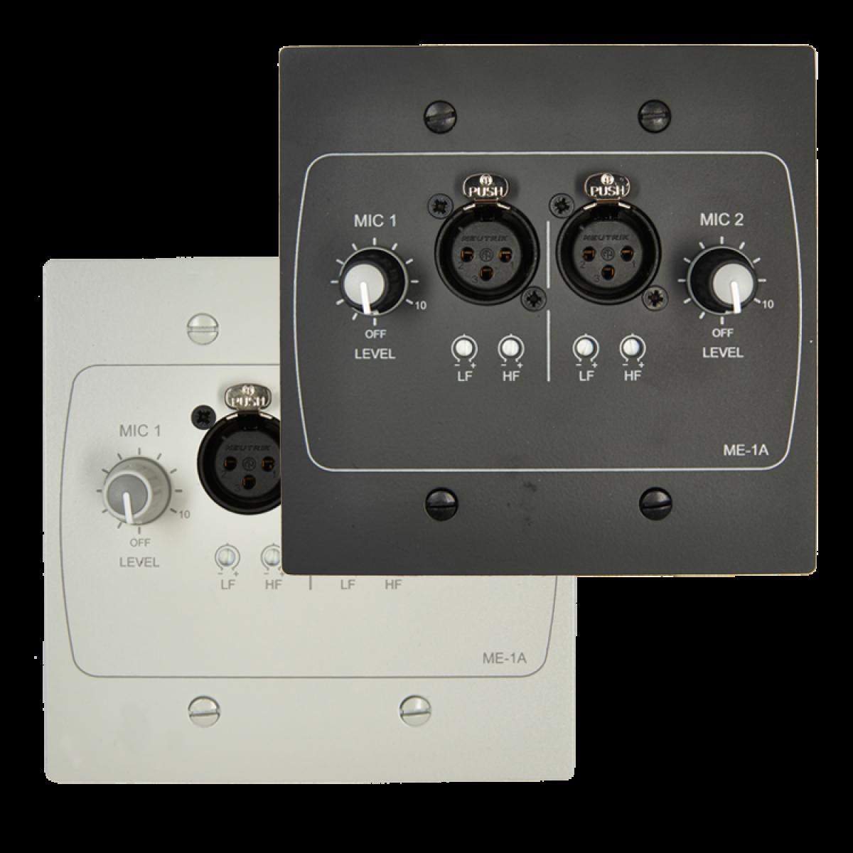 ME-1AW & ME-1AB USA Microphone Input Module for DCM-1 / DCM-1e
