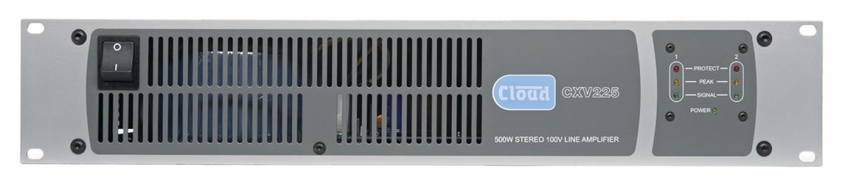 CXV225 2 x 250W 100V Line Amplifier
