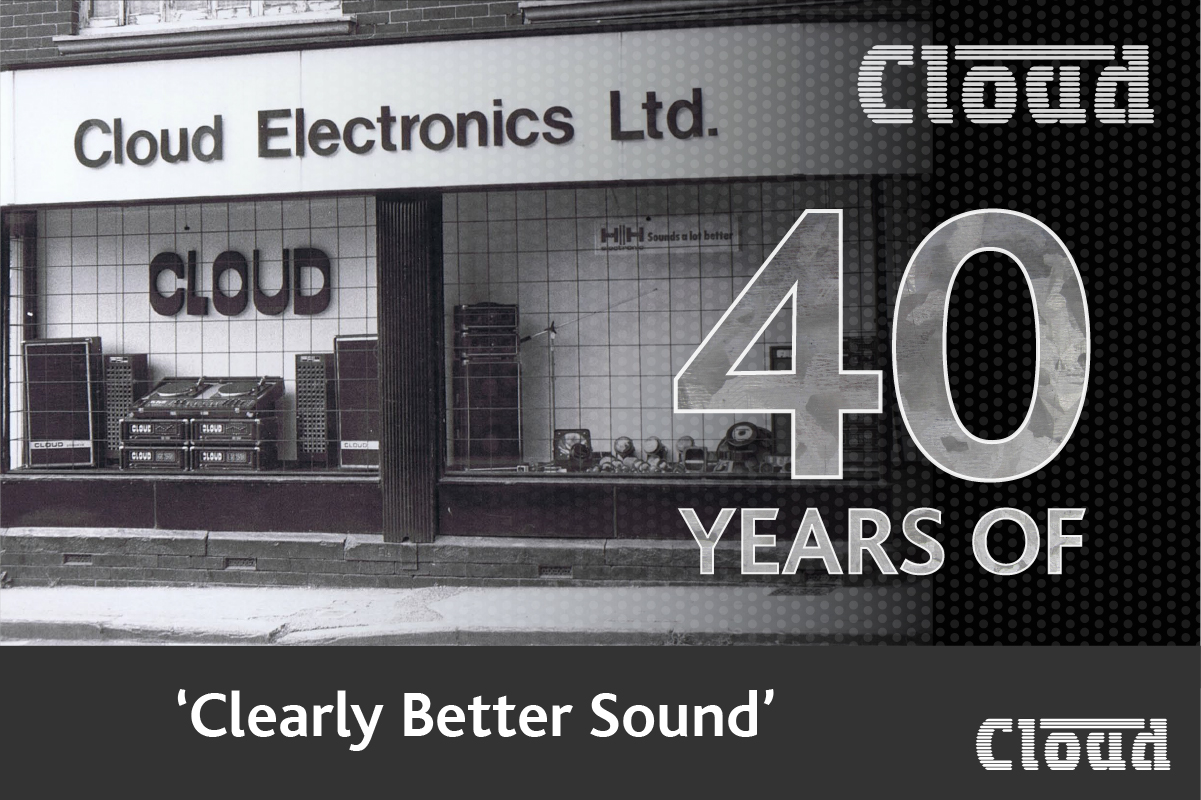 40 Years of Clearly Better Sound